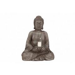 Buddha candleholder decoration